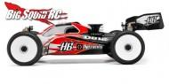 Hot Bodies D812 Nitro Buggy