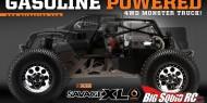 hpi savage xl octane gas powered monster truck