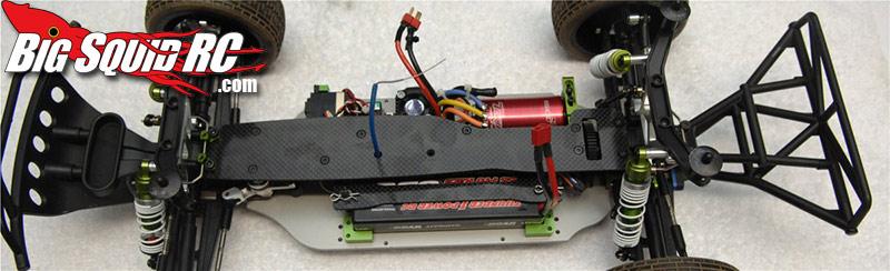 traxxas slash lcg chassis