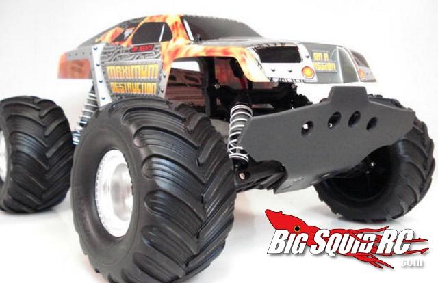 T-Bone Racing Basher Front Bumper Traxxas Maximum Destruction