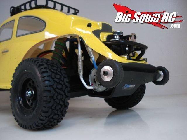 TBR Bumper Wheelie Bar Duratrax VW Baja Bug
