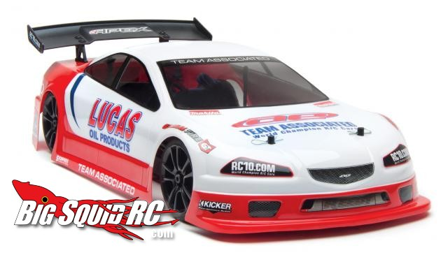 Team Associated Apex Touring Car RTR