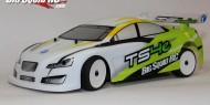 Thunder Tiger TS4e brushless rtr 2.4 ghz touring car review