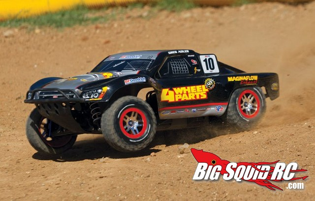 Traxxas Slash 4x4 Ultimate LCG/GTR/TQi