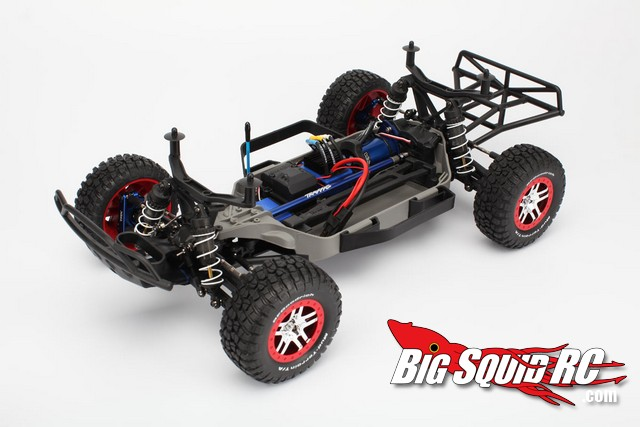 Traxxas Slash 4×4 Ultimate 6807L- Now with LCG Chassis, GTR