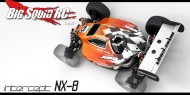 VRC Pro 8th scale nitro buggy