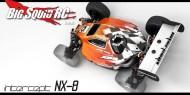 VRC Pro 8th scale nitro buggy
