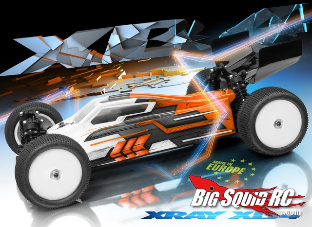 XRay XB4 10th Scale Electric 4wd Buggy Kit