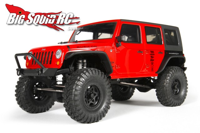 Axial SCX10 Jeep Wrangler Kit
