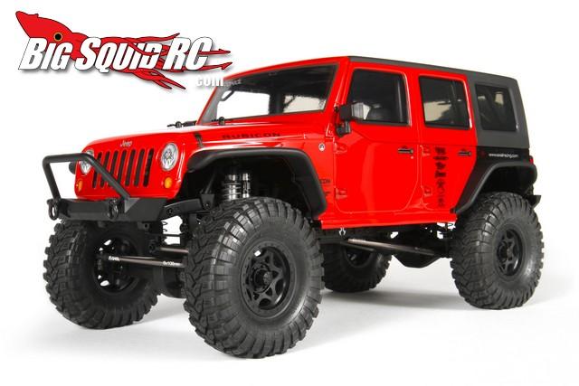 Axial SCX10 Jeep Wrangler Kit