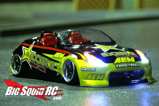pandora rc nissan fairlady z z34 roadster clear body big squid rc rc car and truck news. Black Bedroom Furniture Sets. Home Design Ideas