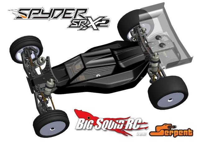 Serpent Spyder SRX-2 Buggy