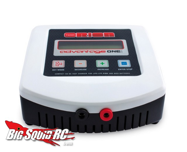 Team Orion Advantage One 406 AC/DC charger