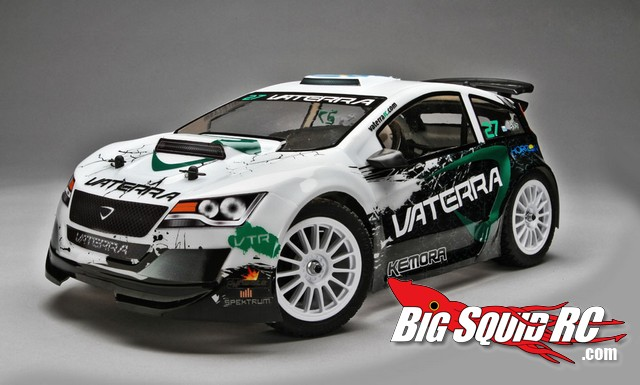 Vaterra RC Kemora 4WD Rallycross 1/14th RTR