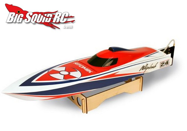 "Atomik Whiplash 24"" Electric RTR Boat"