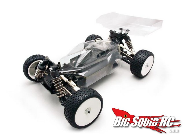 Carisma GTB Belt Drive Buggy 16th Scale