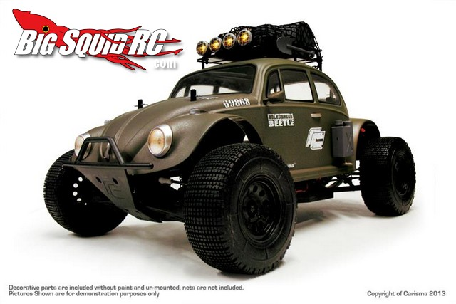 Carisma M10DT Volkswagen Beetle Desert Edition