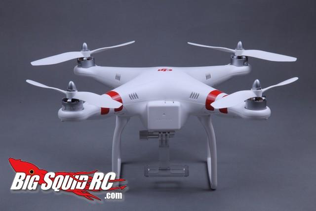 DJI Innovations quadcopter