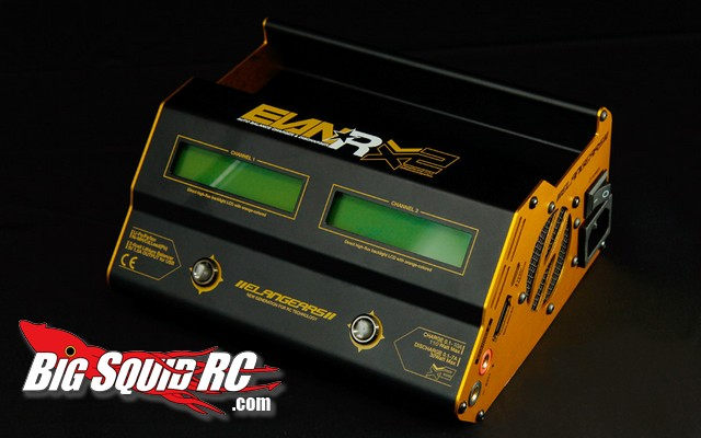 Elangears Dual R-X2 AC/DC Charger