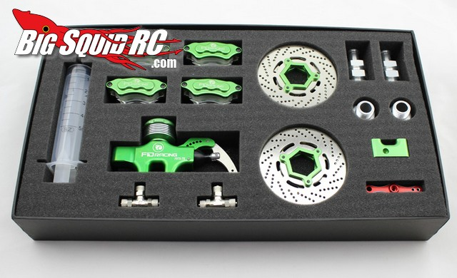 FID Racing Disc Brakes for HPI Baja
