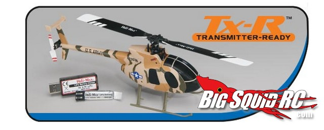 helimax md-530 helicopter