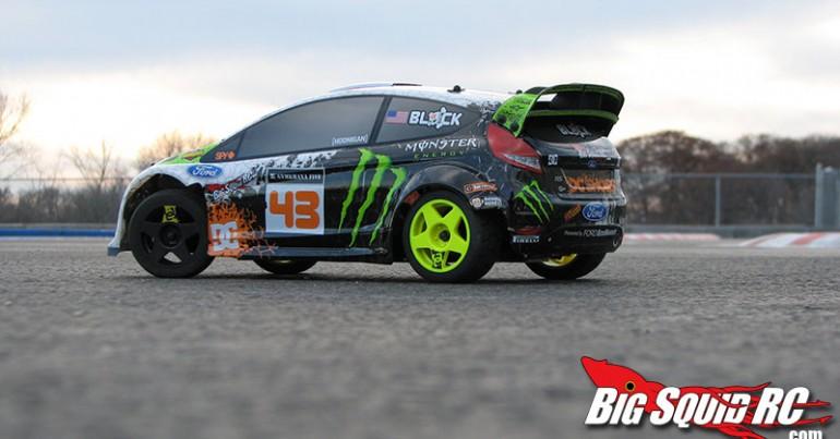 hpi racing ken block wr8 flux