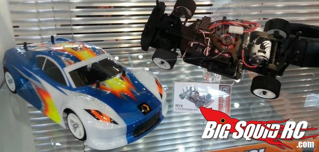 HPI TC12 On Road RTR
