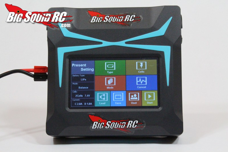 review imax rc  touch screen battery charger big squid rc rc car  truck news