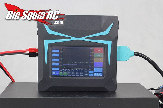 Imax rc x200 battery charger