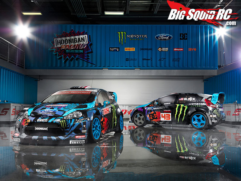 Ken Block And Hoonigan Racing With Less Green 171 Big Squid