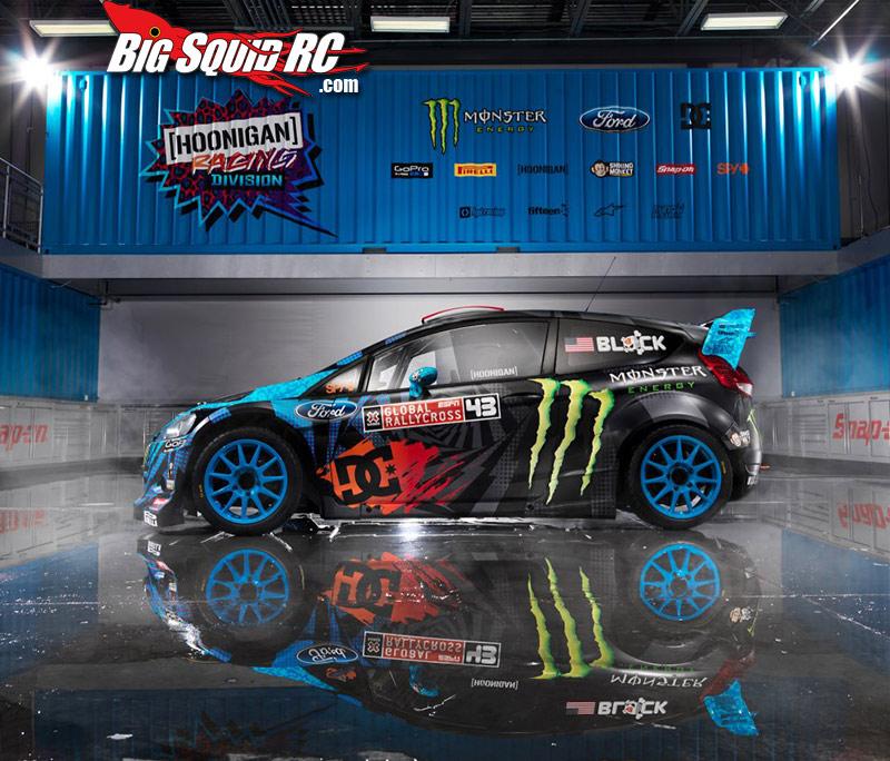 Ken Block and Hoonigan Racing with Less Green « Big Squid ...
