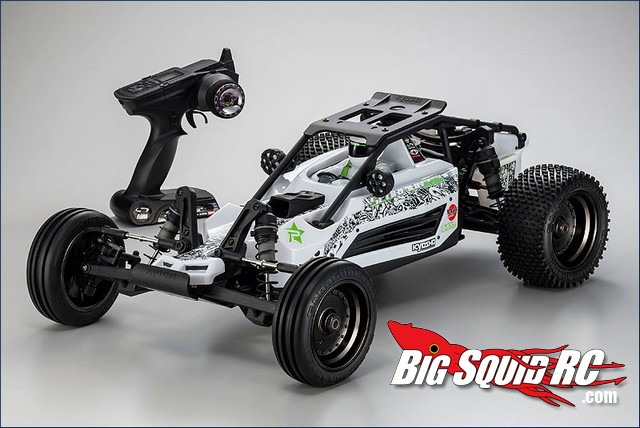 Kyosho Nitro Powered 1:7 GP 2WD RTR Scorpion XXL