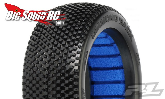 pro-line diamond back tires