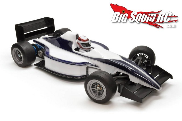 Speed Passion Formula 1 body