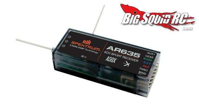 Spektrum AR635 6 Channel Receiver