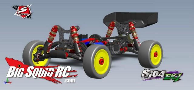 sworkz s104 ek1 pro buggy kit