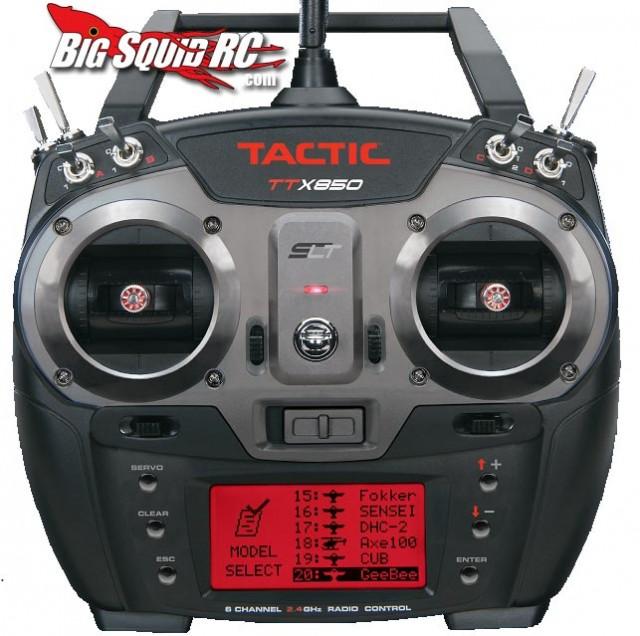 tactic ttx850