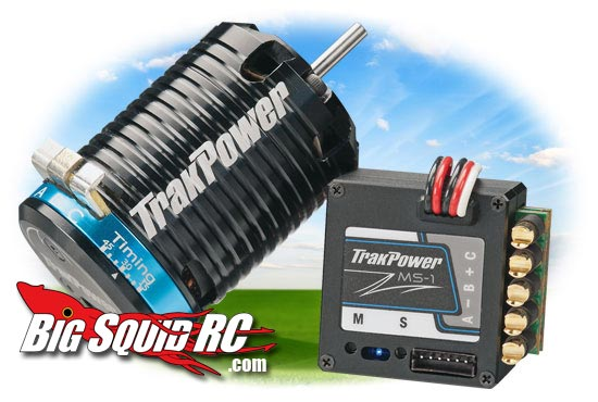 trakpower brushless