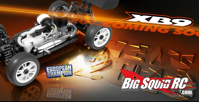 New Xray XB9 for 2013