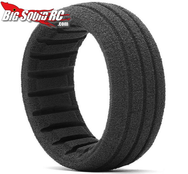 AKA Medium Black Closed Cell Inserts for 8th scale and short course trucks