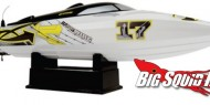 """Atomik™ Barbwire 17"""" RTR Brushless RC Boat"""