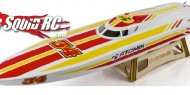 "Atomik RC 36"" P1 Brushless Racing Boat"