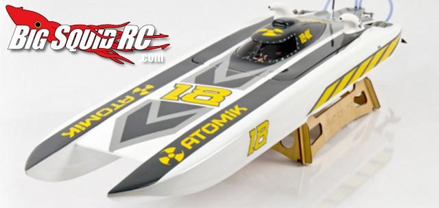 """Atomik 34"""" C1 Racing Boat"""