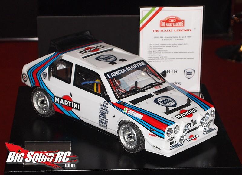 Rally Legends Booth Nuremberg Toy Fair 2013
