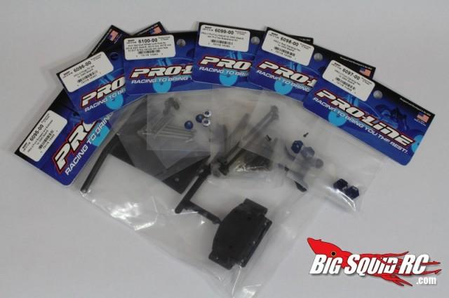 Pro-Line Traxxas Slash Pro-2 Performance Parts
