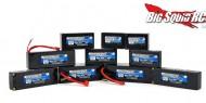 "ProTek RC ""Supreme Power"" 100C Lipo Batteries"