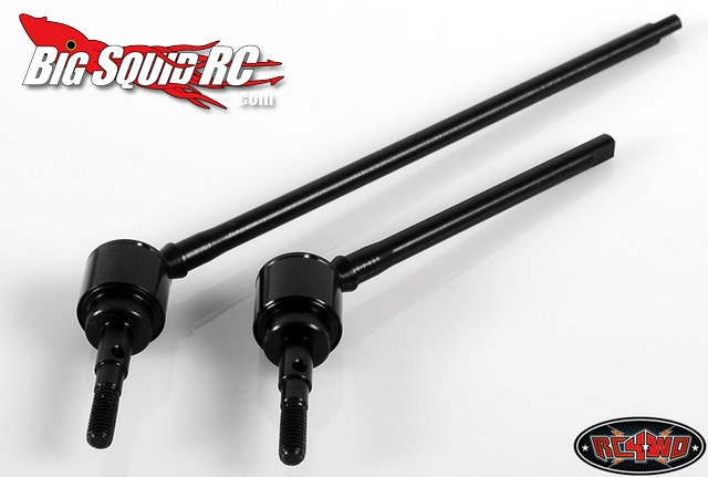 RC4WD Extreme Duty XVD Axles for Axial Wraith