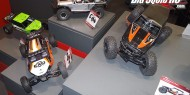 Robitronic Axial Helion Ko Propo booth Toy fair 2013