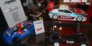 Schumacher and Speed Passion Booth Nuremberg Toy Fair 2013