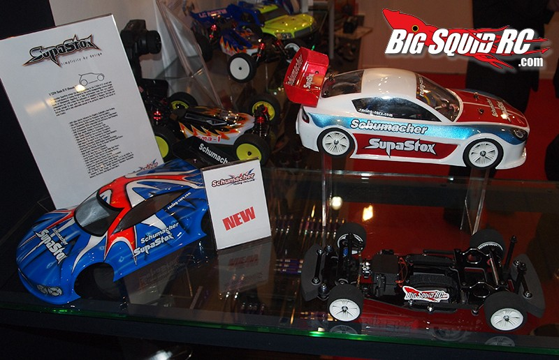 Schumacher and Speed Passion Booth Nuremberg Toy Fair 2013